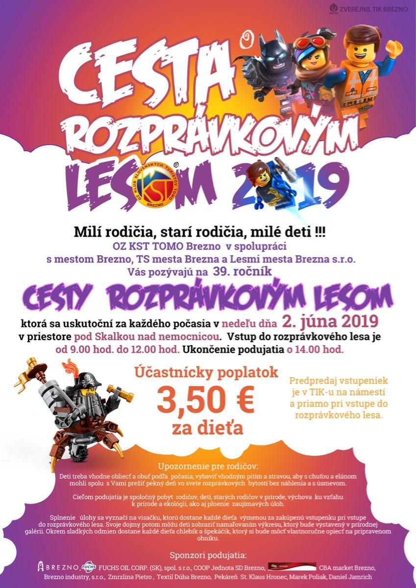 25b68d433 CESTA ROZPRÁVKOVÝM LESOM | www.brezno.sk