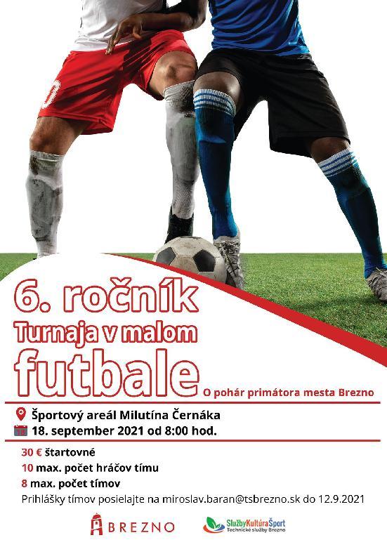 Turnaj v malom futbale
