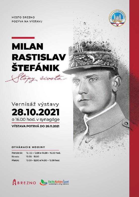 M. R. Štefánik - Stopy života