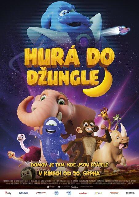 HURÁ DO DŽUNGLE