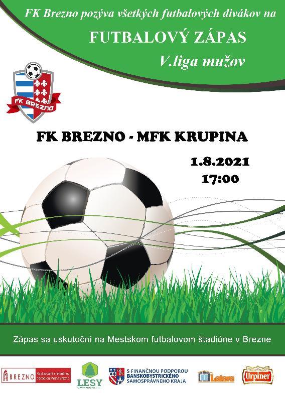 FK Brezno - MFK Krupina