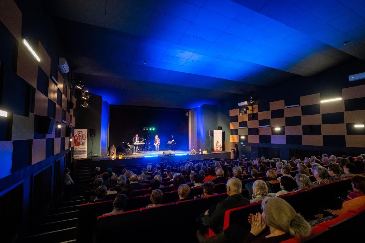 Mesto potešilo Brezňanov novoročným koncertom