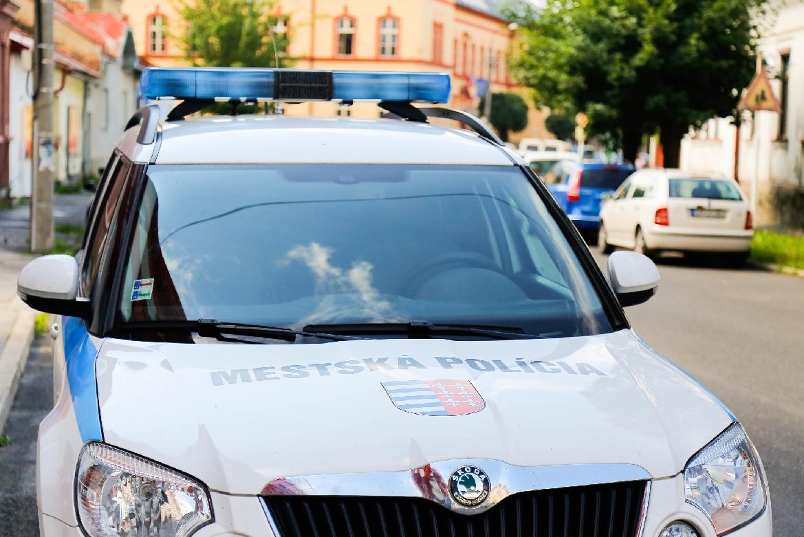 obr: Poslanci znížili počet mestských policajtov