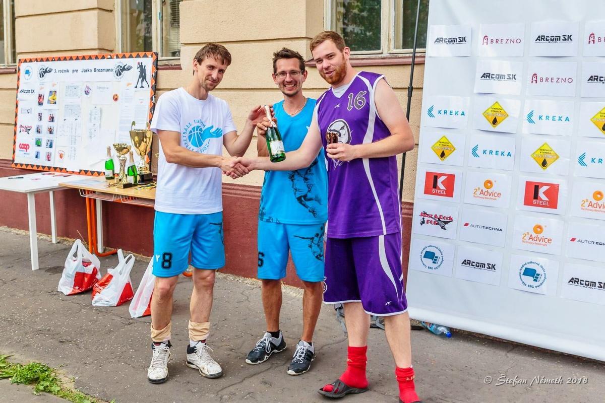 obr: Streetball opäť pomohol ľuďom v neľahkej životnej situácii