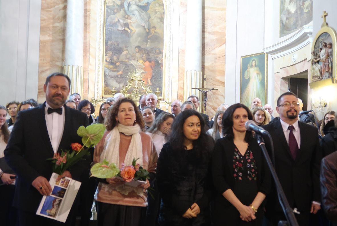 Benefičný koncert v rímskokatolíckom kostole opäť zahrial všetky srdcia