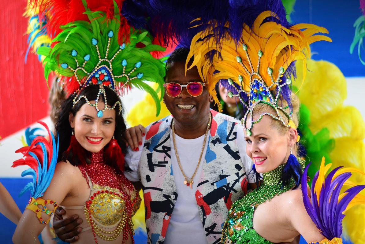 obr: Breznianske kultúrne leto otvoril koncert kapely Gott Forever Band