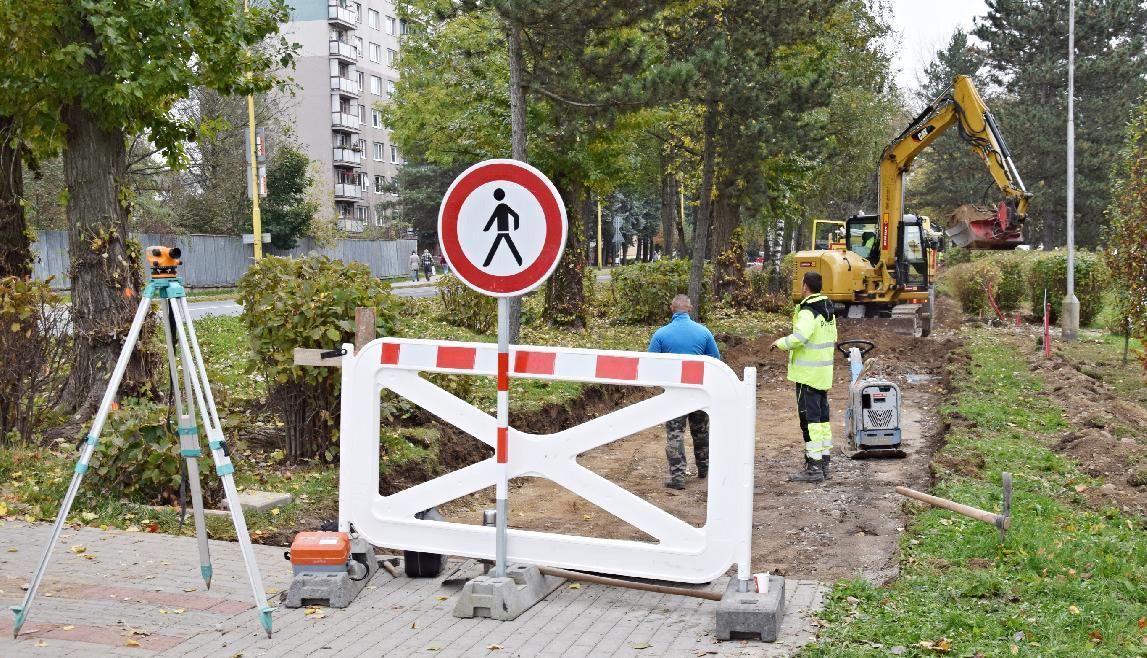Cyklistickej infraštruktúre v Brezne svieti zelená (2. časť)