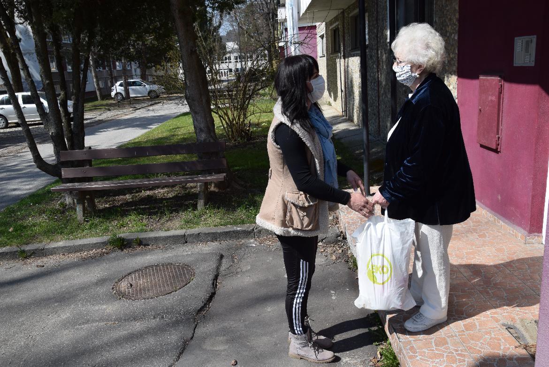 obr: Služby mesta Brezno pre seniorov