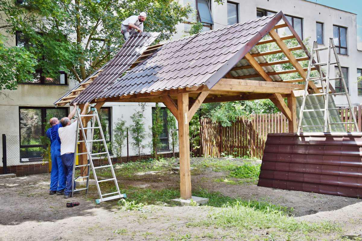obr: Seniori z denného centra Prameň už čoskoro budú mať svoju záhradu