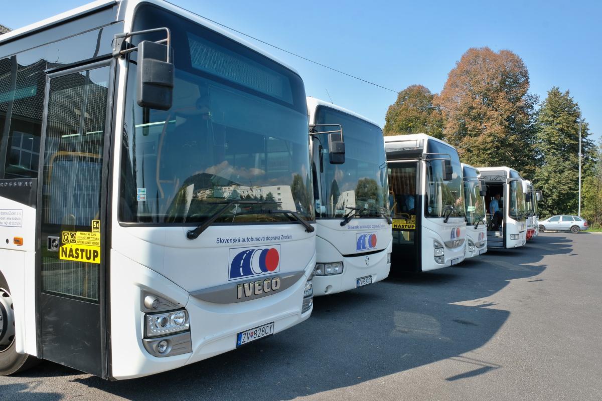 obr: Brezno bude mať modernú autobusovú stanicu