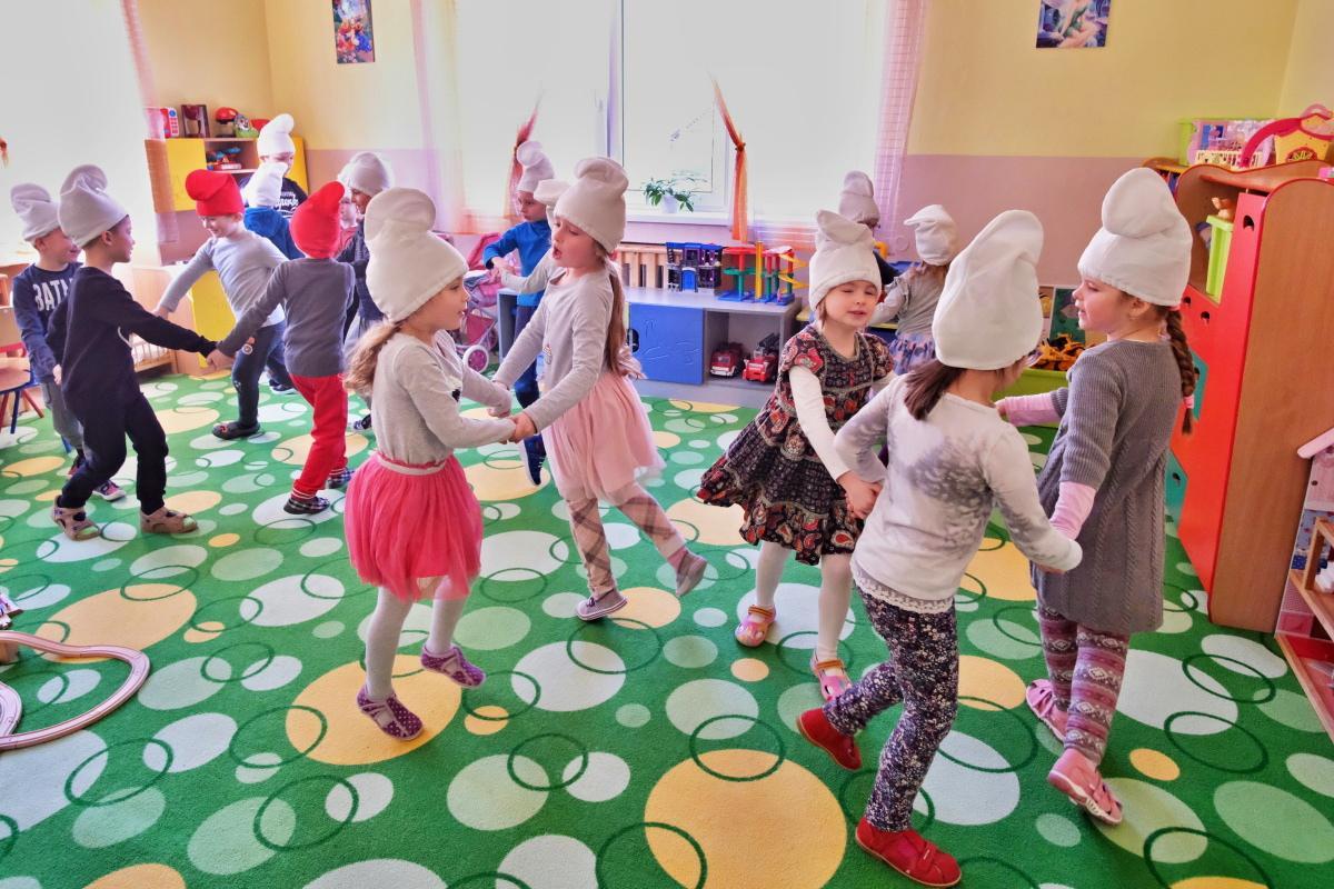 obr: Mesto obnovilo priestory Materskej školy na Ulici B. Němcovej