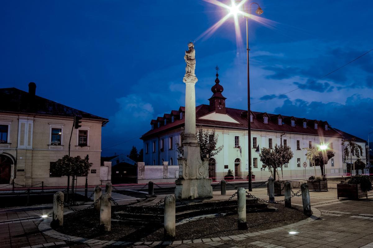 obr: Mesto nasvietilo historicky hodnotné objekty