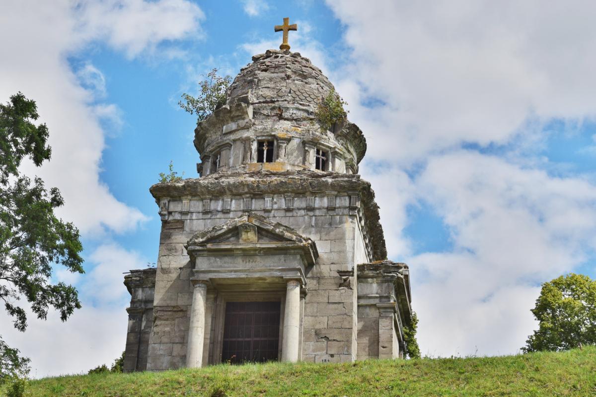 obr: Mesto získalo dotáciu na obnovu národnej kultúrnej pamiatky – Hrobky rodiny Lehotských