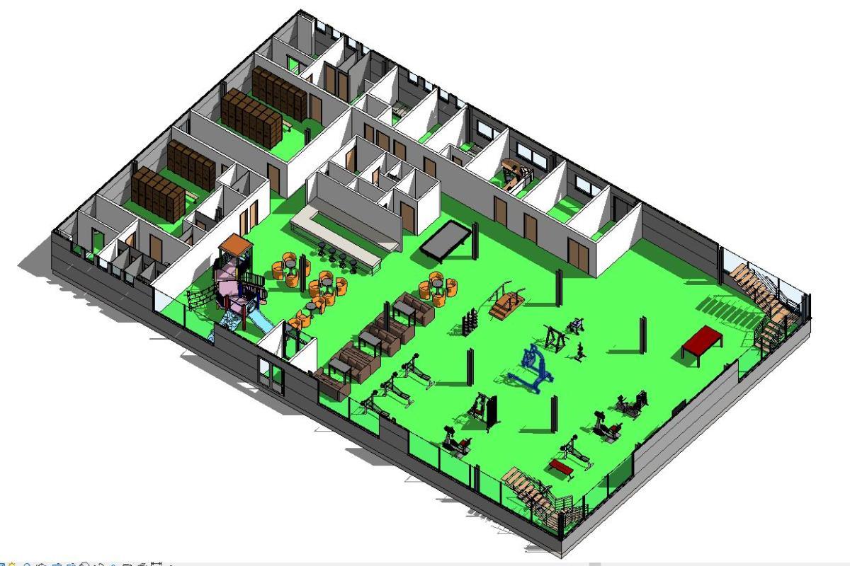 Na futbalovom štadióne stavajú viacúčelové športové centrum
