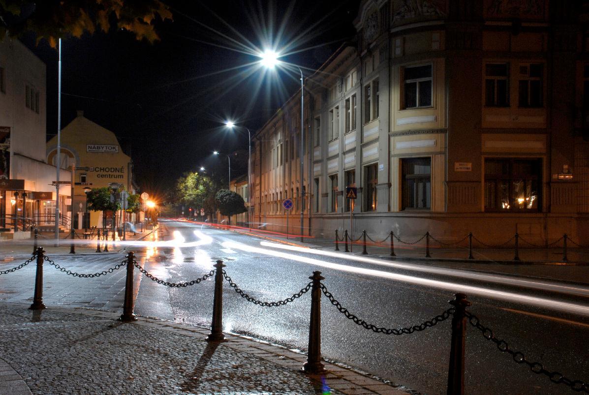 Mesto nasvieti priechody pre chodcov. Dôvodom je bezpečnosť občanov
