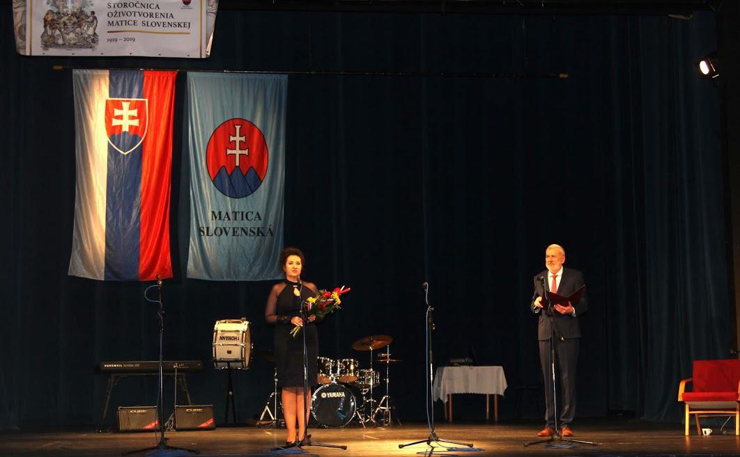 Breznianski matičiari oslávili storočnicu
