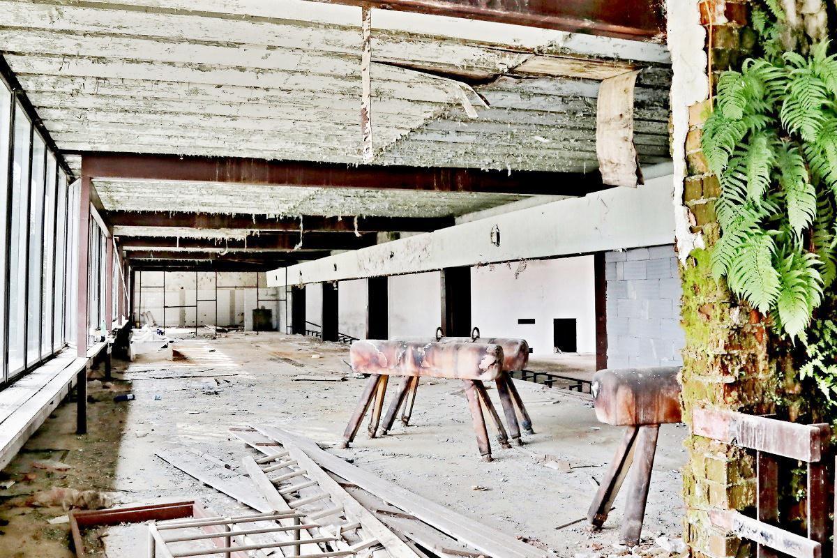 Mesto pokračuje v obnove telocvične na Mazorníku
