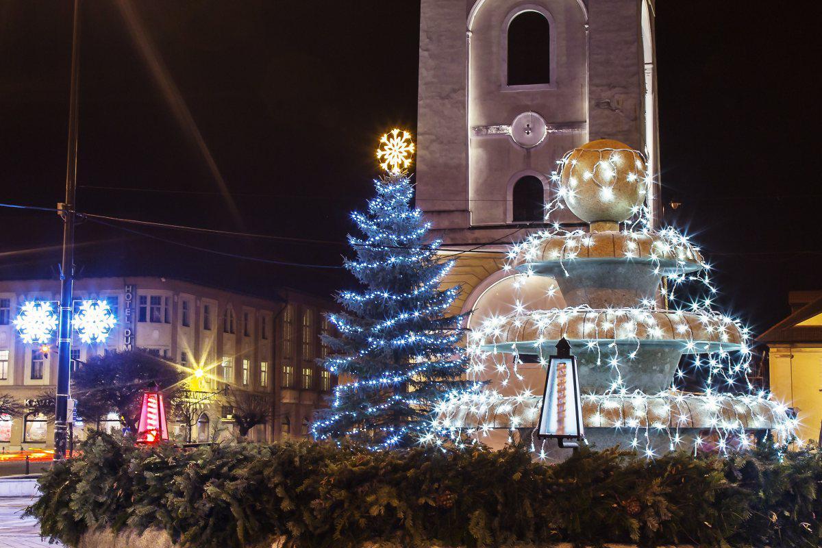 V Brezne aj tento rok pribudne nová vianočná výzdoba