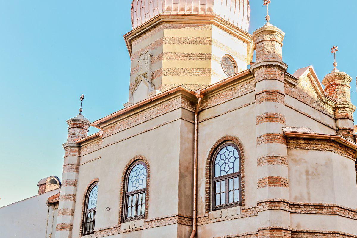 obr: O bezplatnú prehliadku synagógy bol opäť veľký záujem