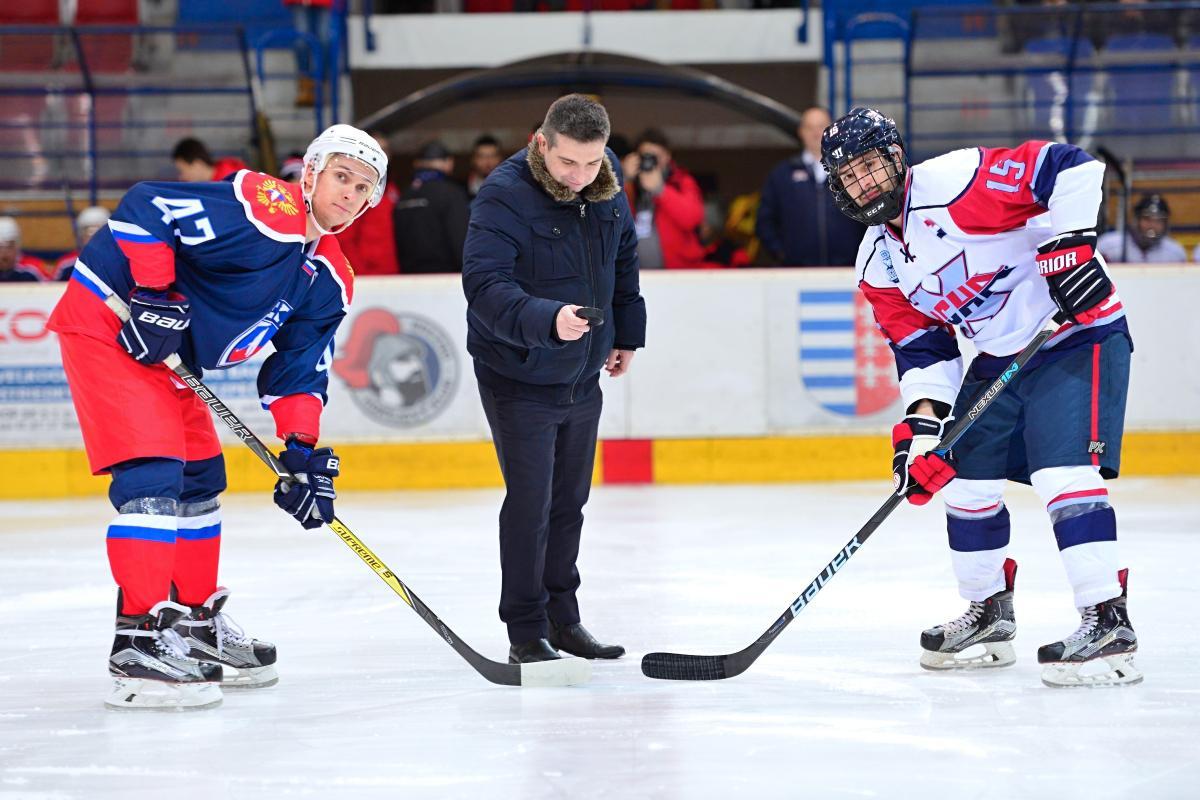 obr: Brezno hostilo svetový hokej