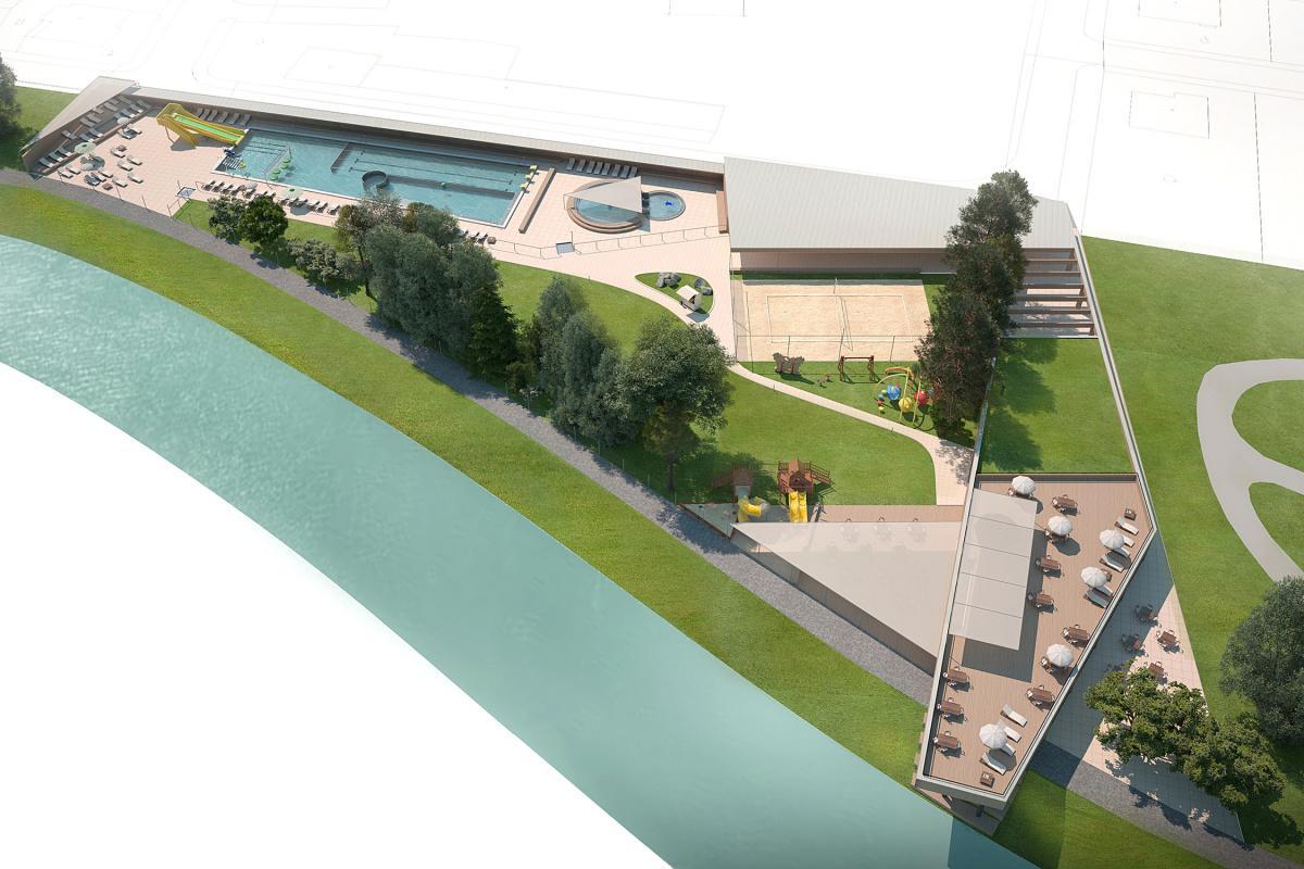 obr: Kúpalisko v Brezne začnú stavať už na budúci rok
