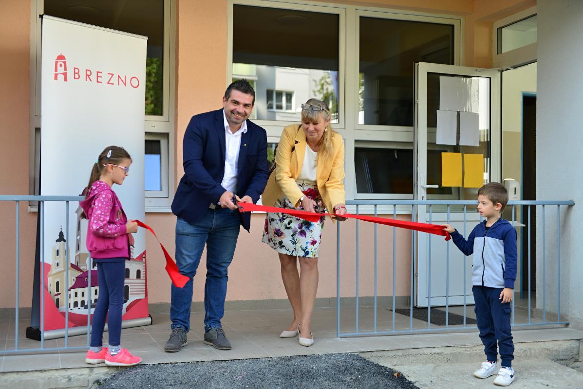 obr: Mesto slávnostne otvorilo ďalšiu zrenovovanú materskú školu. Tentokrát na Nálepkovej ulici