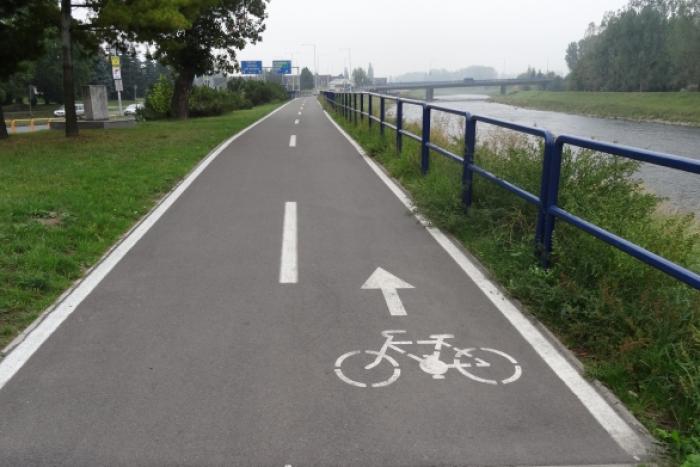Mesto získalo dotáciu na výstavbu ďalších dvoch cyklotrás
