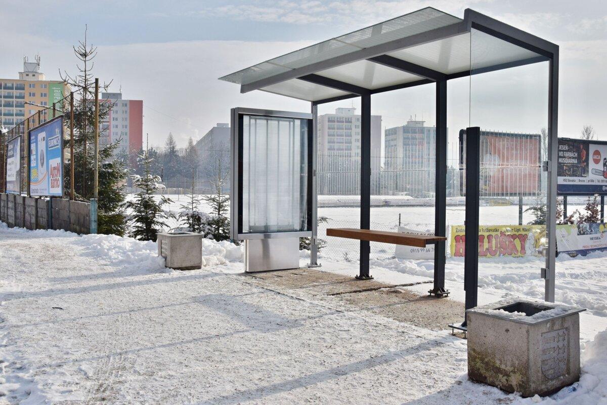 VBrezne sa zvýši počet zmodernizovaných autobusových zastávok s bezbariérovými prvkami