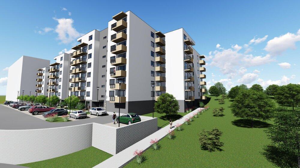 obr: Získaním úveru a dotácie na výstavbu nájomného domu   bude bývanie dostupné aj pre mladé rodiny