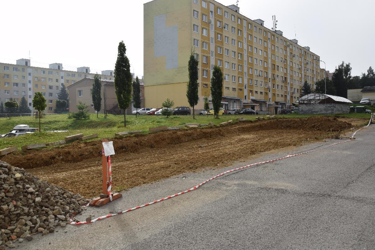obr: Nové parkovacie miesta pribudnú na Mazorníkove, ale aj pre návštevníkov vyhliadkovej veže