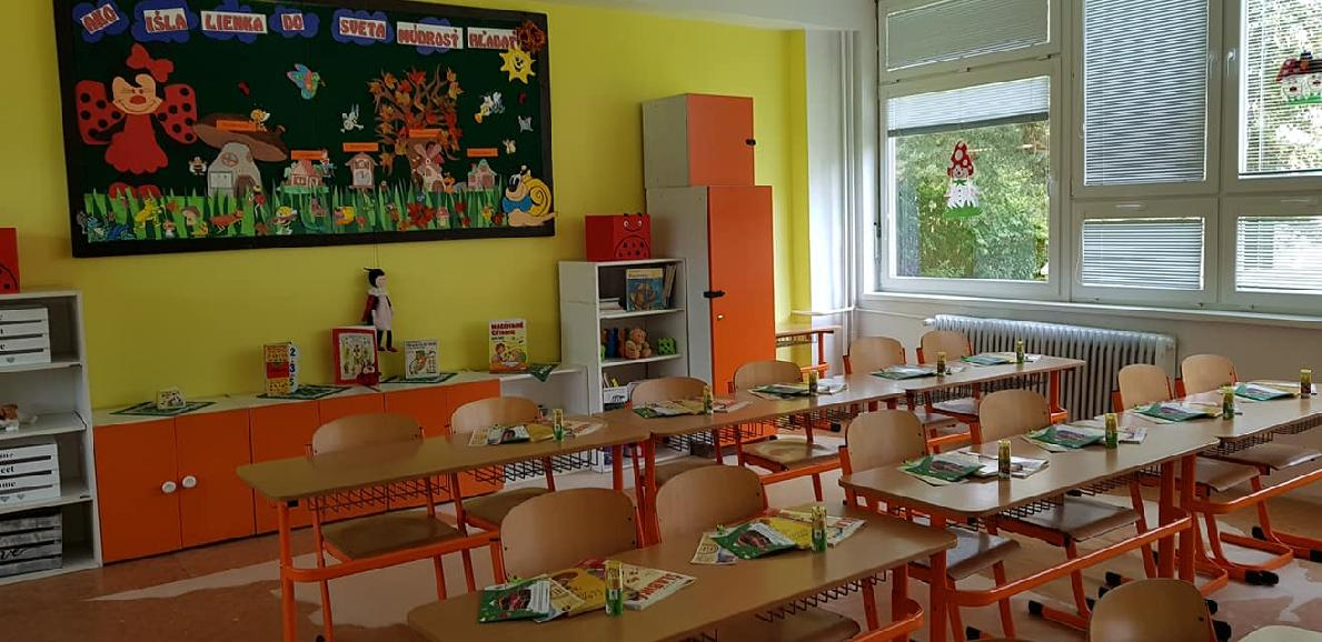 obr: Prvého júna otvorili školy aškôlky aj vBrezne, dochádzka je dobrovoľná