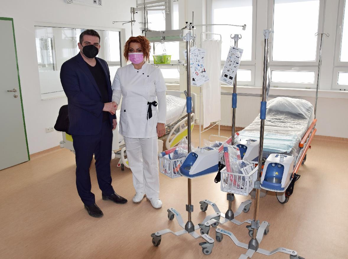 Primátor Tomáš Abel: Ďakujem všetkým, ktorí prispeli na dobrovoľnú zbierku pre nemocnicu