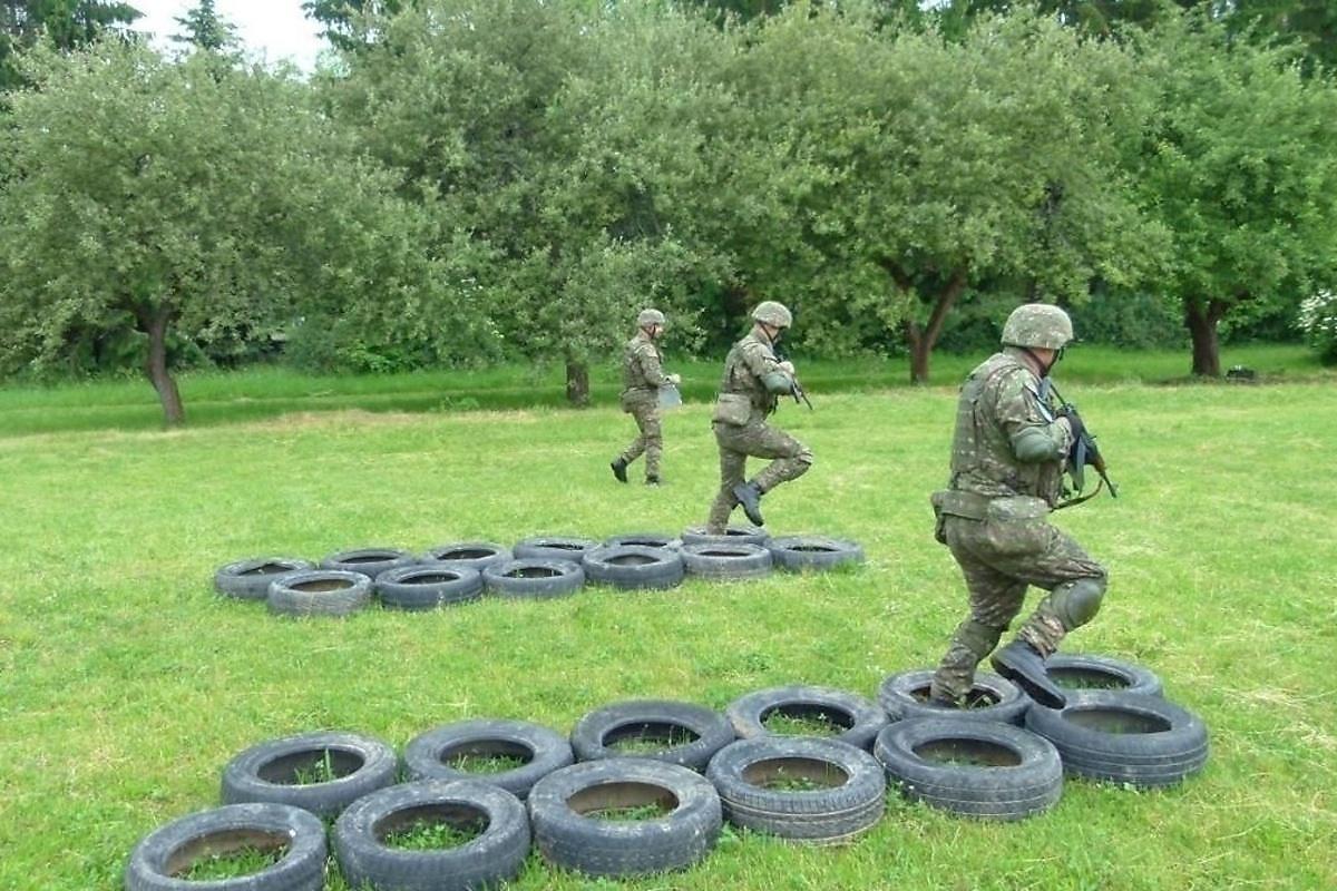Prijímacie konanie do dobrovoľnej vojenskej prípravy