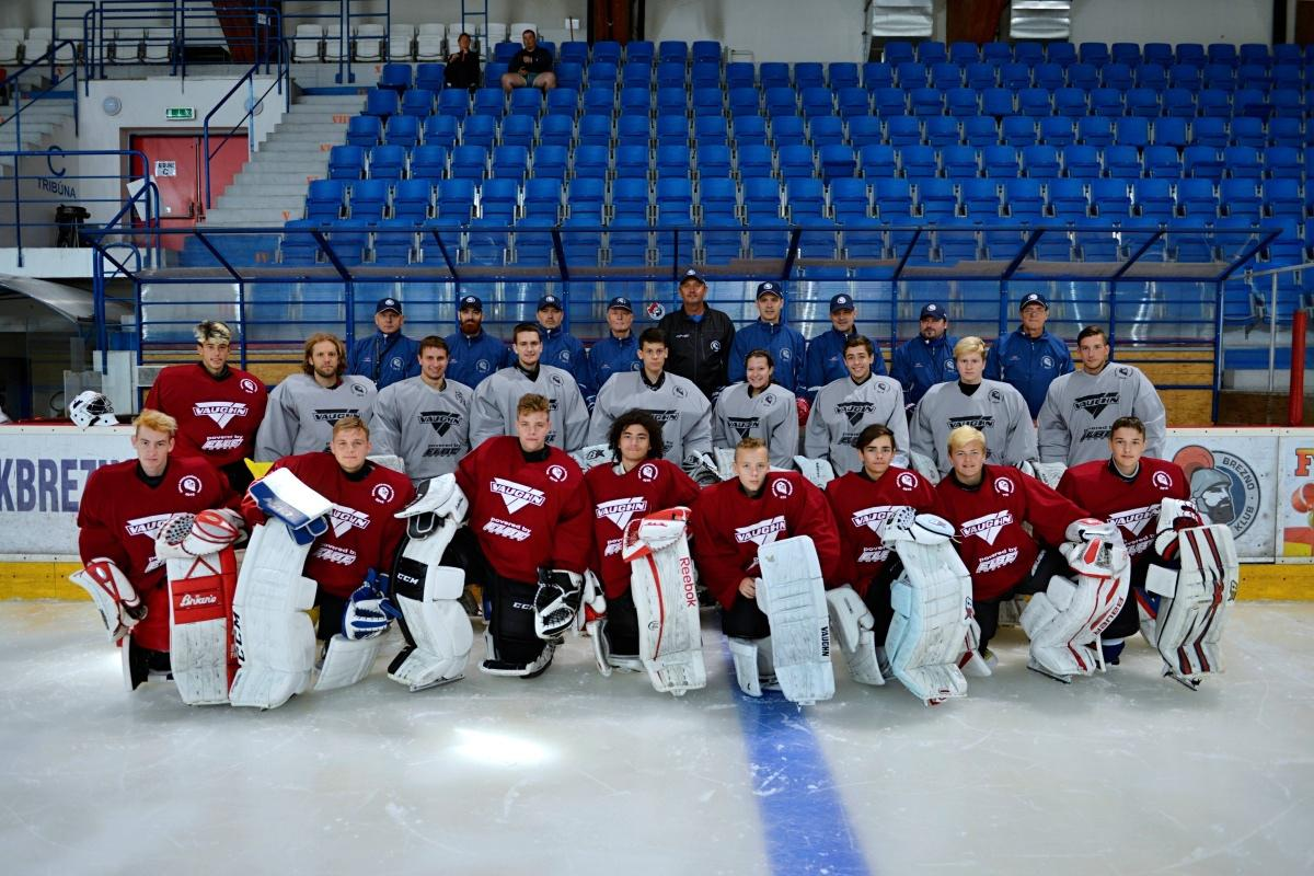 obr: Breznianska Aréna bude hostiť 25. ročník prestížnej Školy hokejového brankára