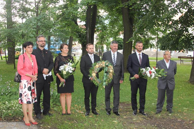 Dvojité výročie Jána Chalupku si v Brezne pripomenuli slávnostným podujatím