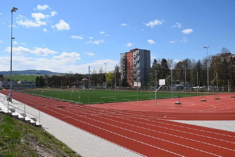Prevádzky športovísk už sprístupnili aj v Brezne