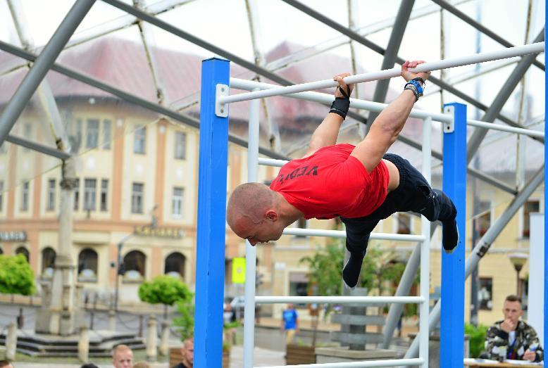 Na Street workoute vBrezne športovci podali kvalitné výkony