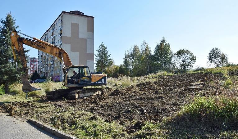 Mesto odštartovalo megaprojekt. Začalo s výstavbou bytov na Mazorníkove takmer pre stovku nájomníkov