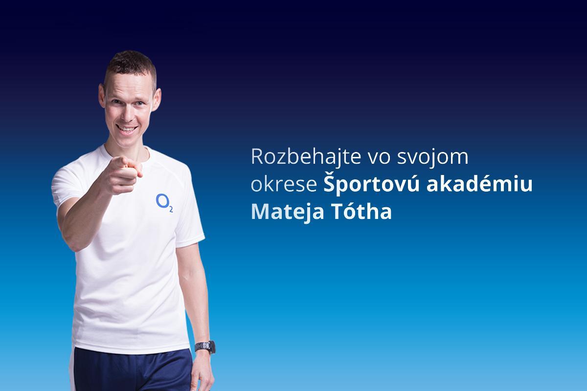 Vybehajme si spoločne  Športovú školu Mateja Tótha pre deti v Brezne