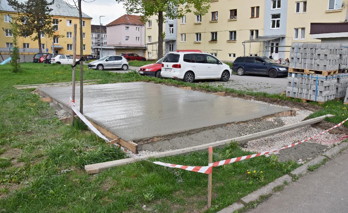 obr: V meste pribudne desať kontajnerových stojísk