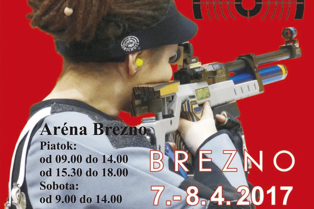 Majstrovstvá Slovenska mládeže v streľbe zo vzduchových zbraní
