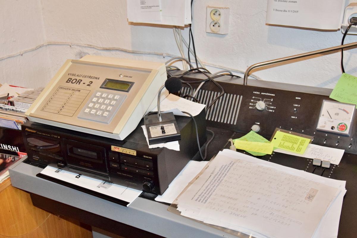 obr: V Brezne zmodernizujú vysielač mestského rozhlasu