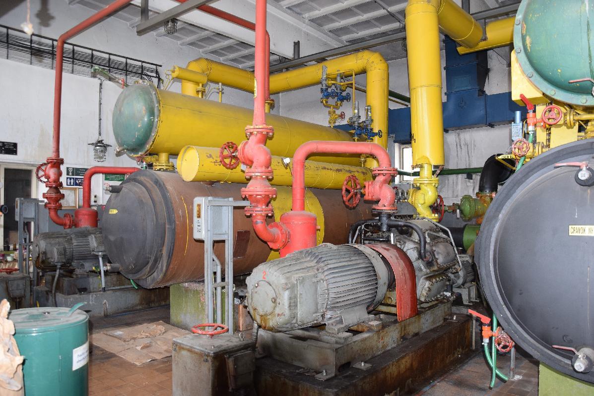 V Aréne ukončili opravu chladiaceho systému, ktorý bude úspornejší