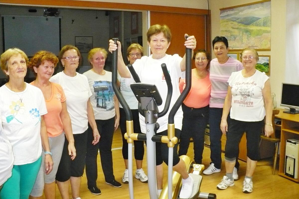 obr: V Prameni sa v rámci Poradne zdravia konala akcia zameraná na boj proti rakovine
