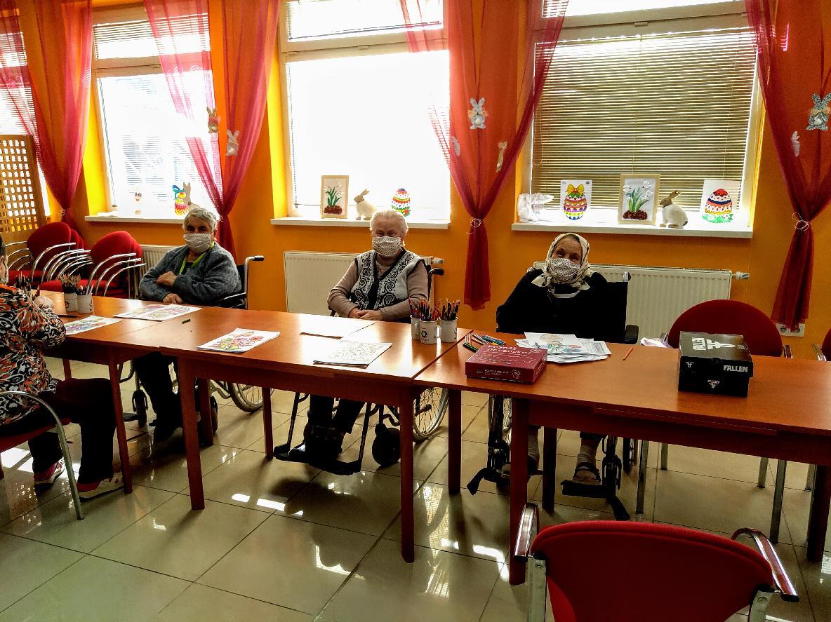 V domove dôchodcov adomove sociálnych služieb Luna veria, že spoločne to zvládnu