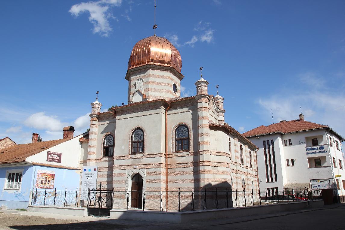 V rámci štvrtej fázy uvoľňovania vBrezne sprístupnili synagógu