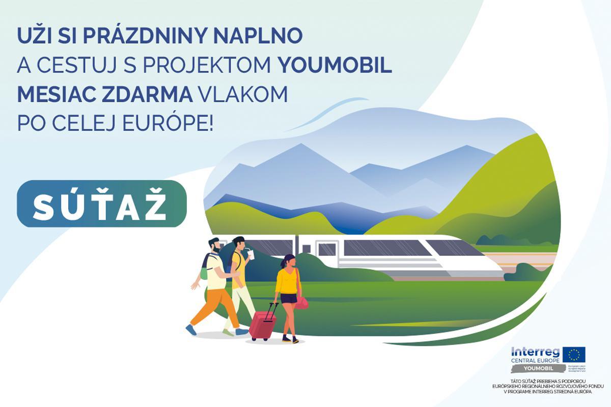 obr: Cestuj zdarma vlakom neobmedzene po Európe