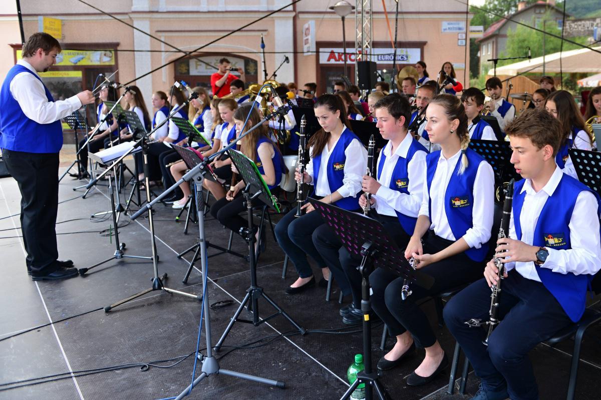 Už v sobotu sa v Brezne uskutoční festival dychových hudieb zameraný na mladé talenty
