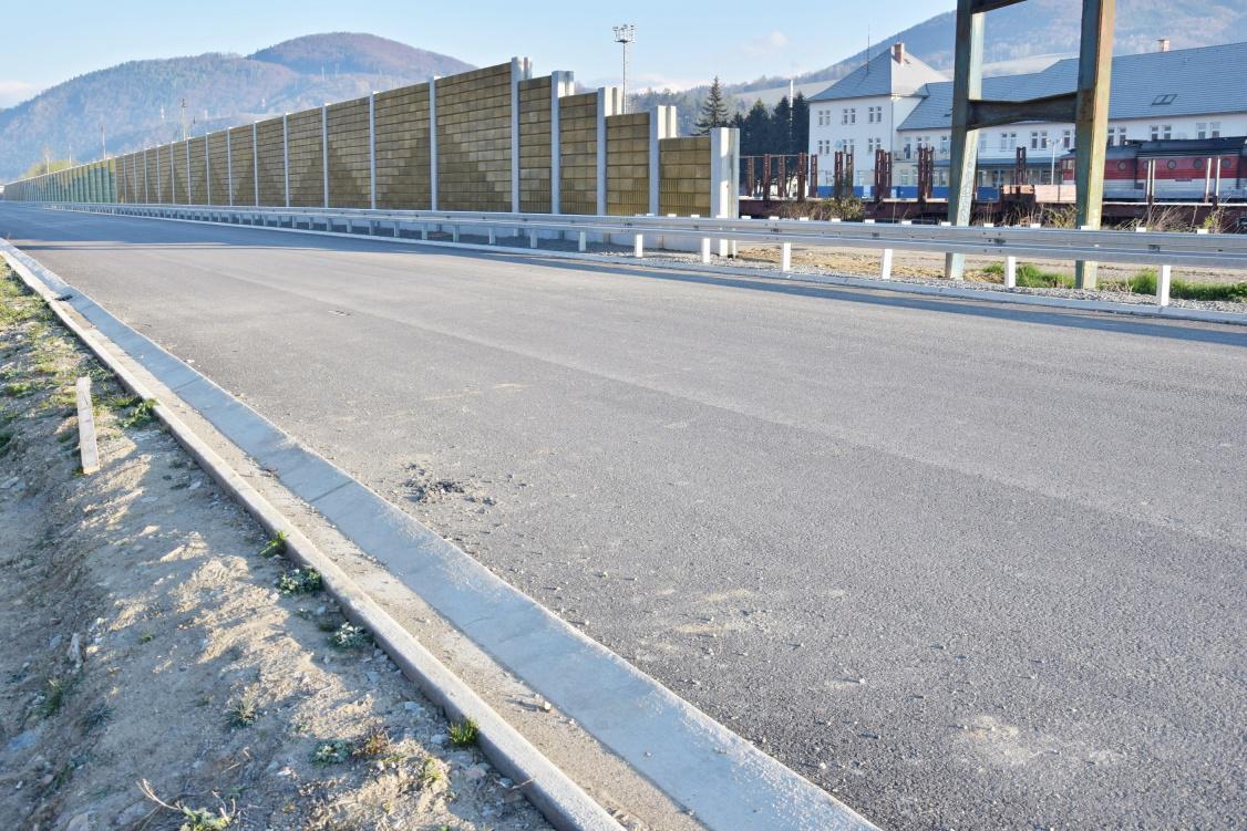 Termín odovzdania prvej etapy výstavby obchvatu mesta sa posúva na august 2017