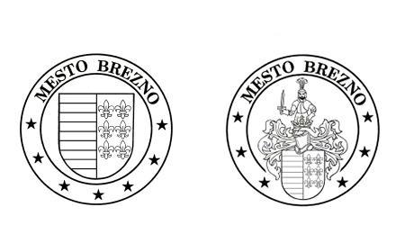 mestské pečatidlo Brezno